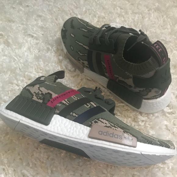 the latest a245c fb249 adidas Shoes   Rare Camopink Originals Nmdr1 Pk Sneaker   Poshmark